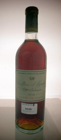 Chateau d'Yquem 1956 (1)