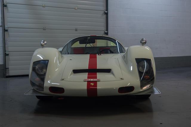 Immatriculée, ancienne concurrente du Tour Auto et du Mans Classic,1966 Porsche Type 906 Carrera Coupé sport compétition  Chassis no. 906 – 126°°