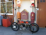 1911 Rudge 499cc 'Brooklands' Racing Motorcycle Frame no. 632922 Engine no. 1504