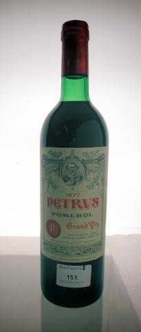 Pétrus 1977 (1)