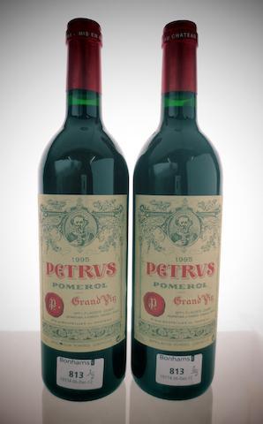 Pétrus 1995 (2)