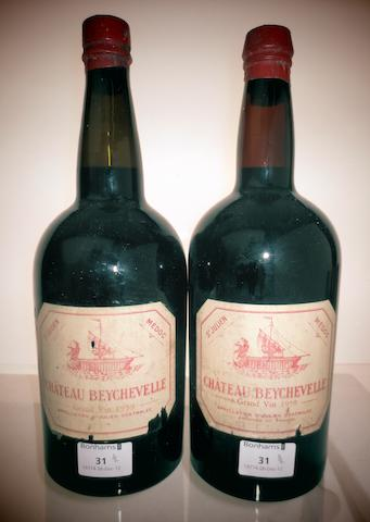 Chateau Beychevelle 1959, UK (2 magnums)