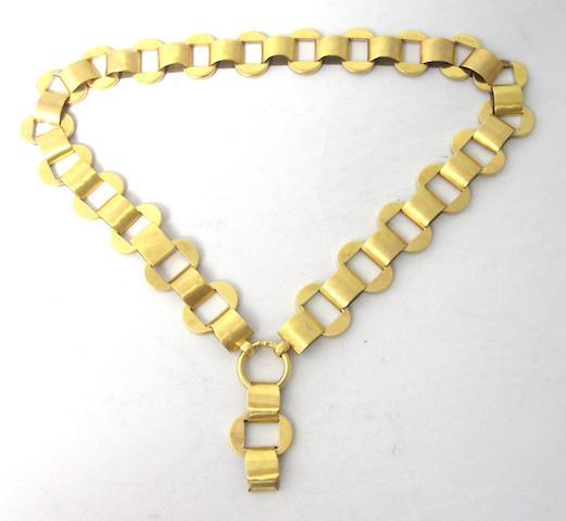A collar