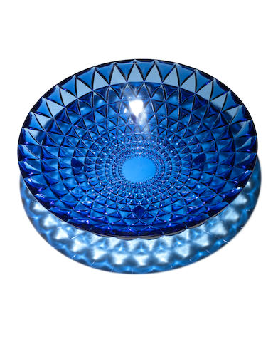 René Lalique 'Rosace' a Bowl, design 1930