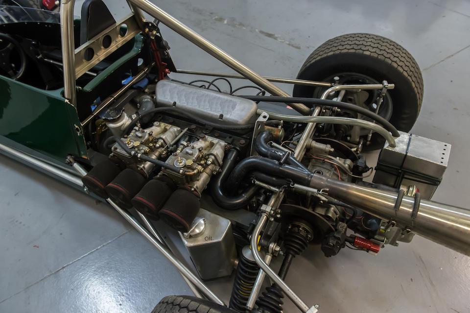 1976 Tiga SF 76 FF « Course »  Chassis no. 20