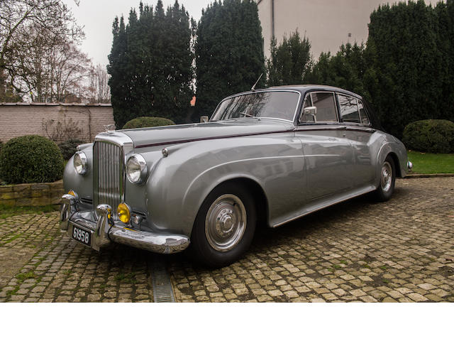1958 Bentley S1 Saloon LHD #B271LFD