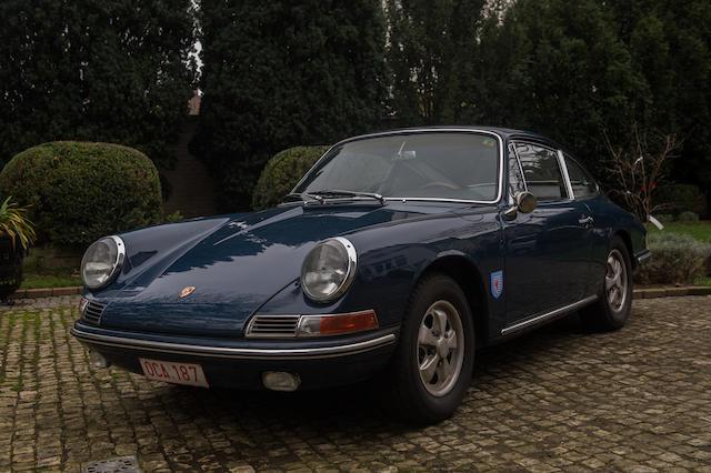 1966 Porsche 911 2L SWB : #303618