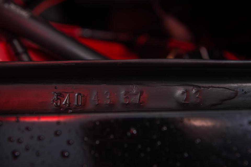 1969 Lancia Fulvia Coupé Rallye 1.6 HFS  Chassis no. 818.540.001578 Engine no. 2264676