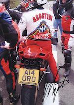 2000 MV Agusta 750cc F4 Serie Oro Frame no. ZCGF400AAXV00294 Engine no. F4AX000349