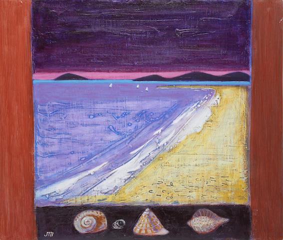 Jock MacInnes (British, born 1943) Sound of the sea