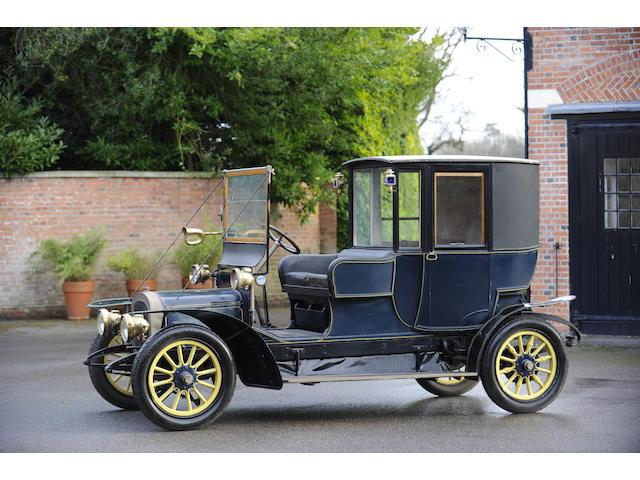 1907 Delahaye Open Drive Opera Coupe, Engine no. 5432