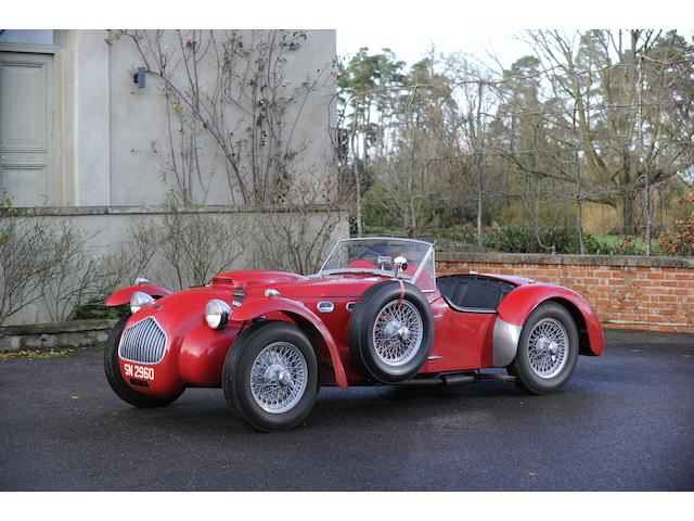 1953 Allard J2X Sports Two Seater, Chassis no. SN2960/J2X 3063