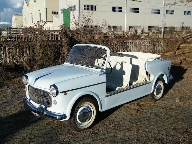 "1956 Fiat 1100 ""Spiagga"""