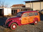 1948 Peugeot 202 Canadienne