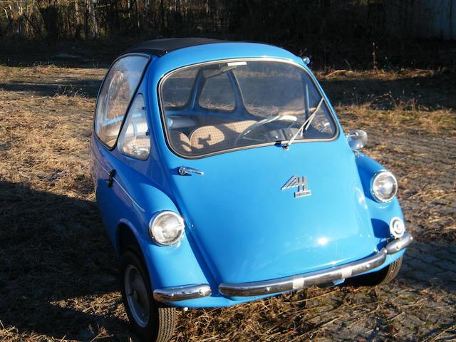 1957 Heinkel Kabine 150