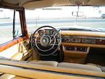 Premier exemplaire produit,1965 Mercedes-Benz 600 landaulet  Chassis no. 100.015-12-000237