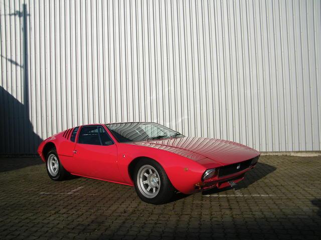 1978 De Tomaso Mangusta