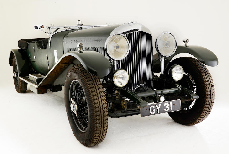 1931 Bentley 8 Litre Sports Tourer  Chassis no. YX 5109