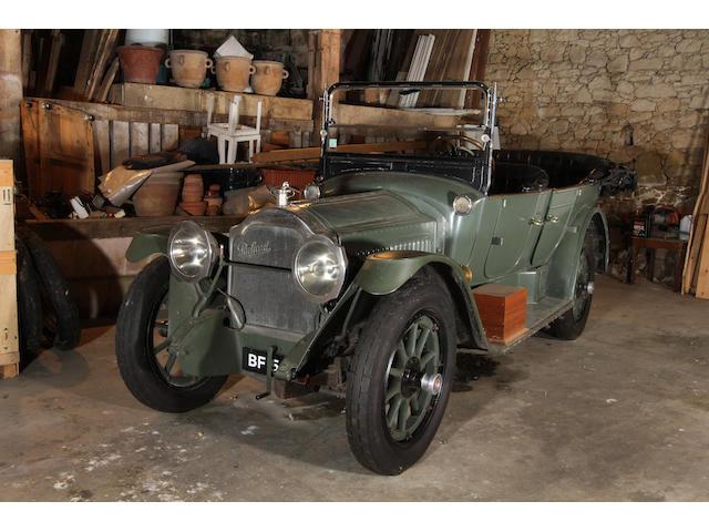 1916 Packard Tourer, Engine no. 133303