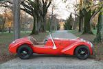 1968 Kougar Jaguar Sports deux places  Chassis no. 01260986S Engine no. 7A33092-8