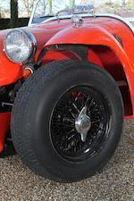 1968 Kougar Jaguar Sports deux places  Chassis no. 01260986S Engine no. 7A33092-8