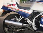 1990 Honda VF1000R Frame no. SC162200400