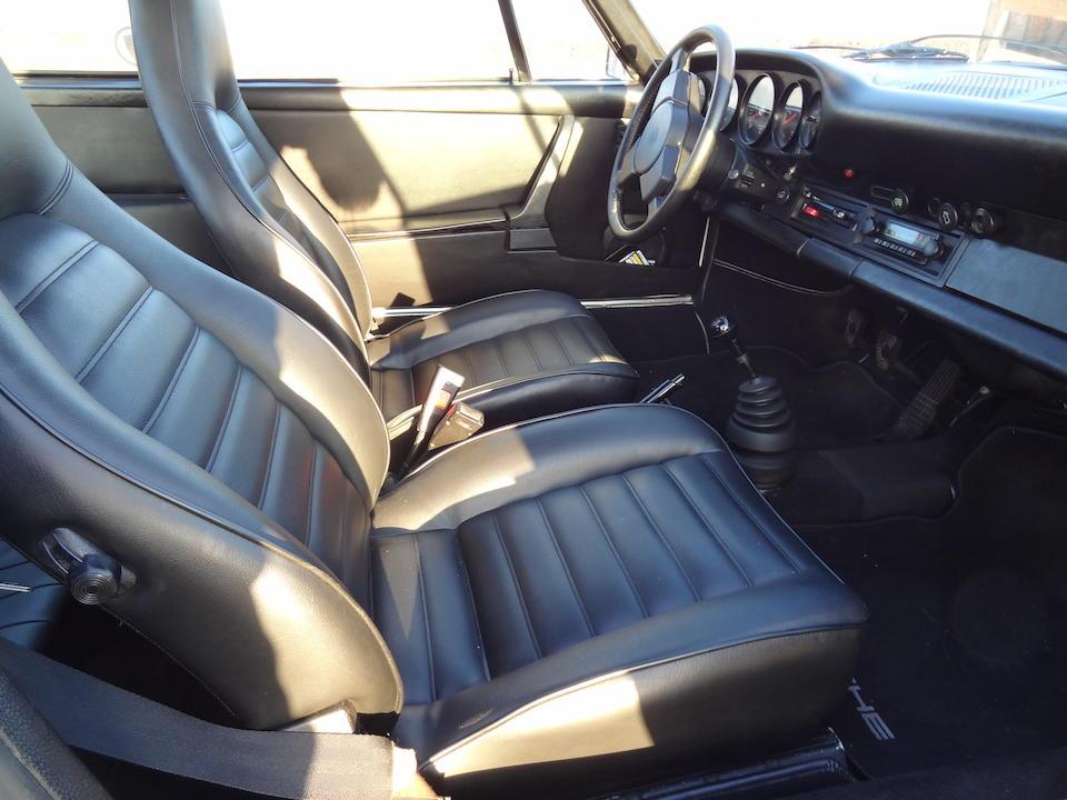 1975 Porsche 911SC Carrera 2,7 litres coupé  Chassis no. 9115600452 Engine no. 6650563