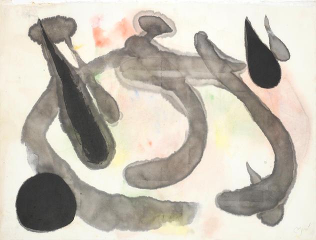 Joan Miró (1893-1983) Untitled III