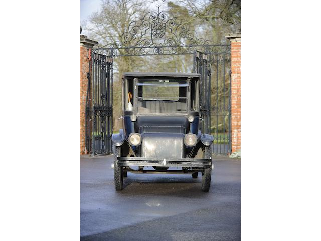 1928  Detroit  Electric Model 95 Type 24B Brougham de Ville  Chassis no. 13295