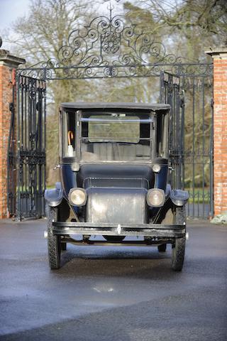 1928  Detroit  Electric Model 95 Type 24B Brougham de Ville  Chassis no. 13295