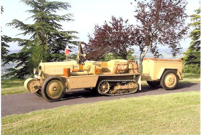 1931 Citroen P19B