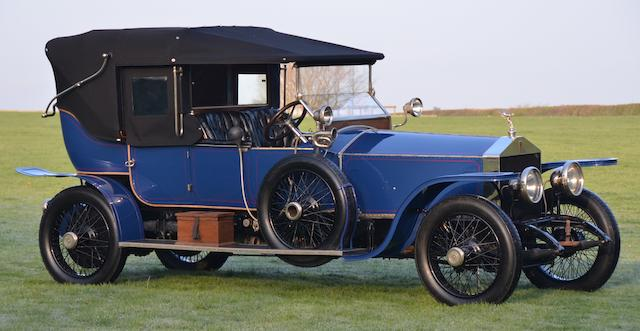 1920 Rolls-Royce Silver Ghost Cabriolet  Chassis no. 46PE Engine no. M184