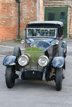 1928 Rolls-Royce Phantom I berline Trouville  Chassis no. S241FP
