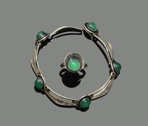 Nils Erik From: A bracelet and ring