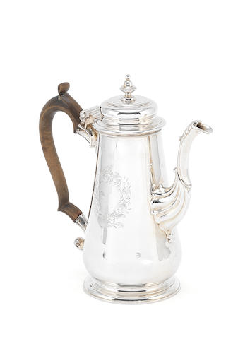A coffee pot