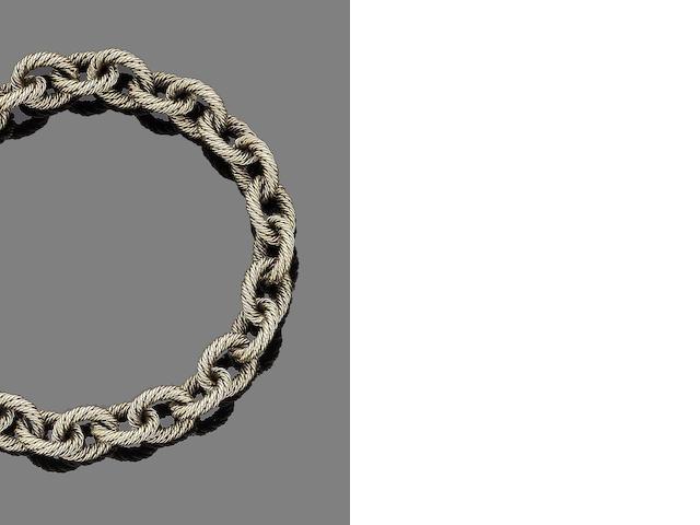 A bracelet, by Chaumet