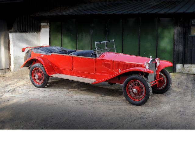 1929  Lancia  Lambda Tourer  Chassis no. 21486