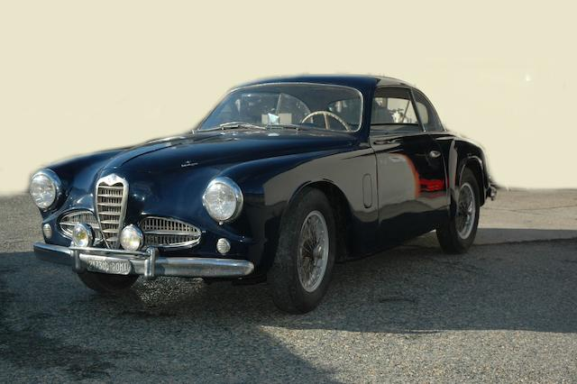 Ex-Coupe d'or des Dolomites,1952 Alfa Romeo Sprint 1e série berlinette  Chassis no. 1900 C 01035 Engine no. 00096