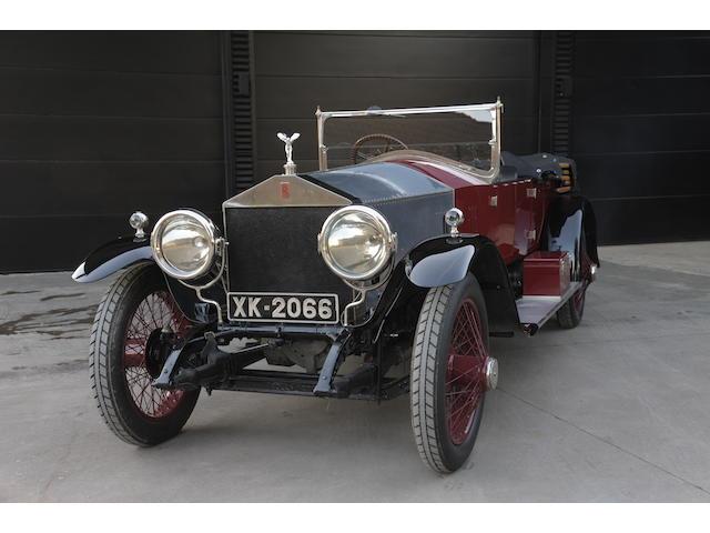 1921 Rolls-Royce Silver Ghost Alpine Eagle