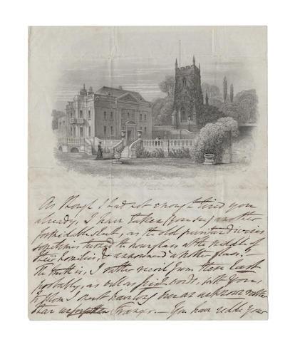 [DE QUINCEY, THOMAS (1785-1859)]