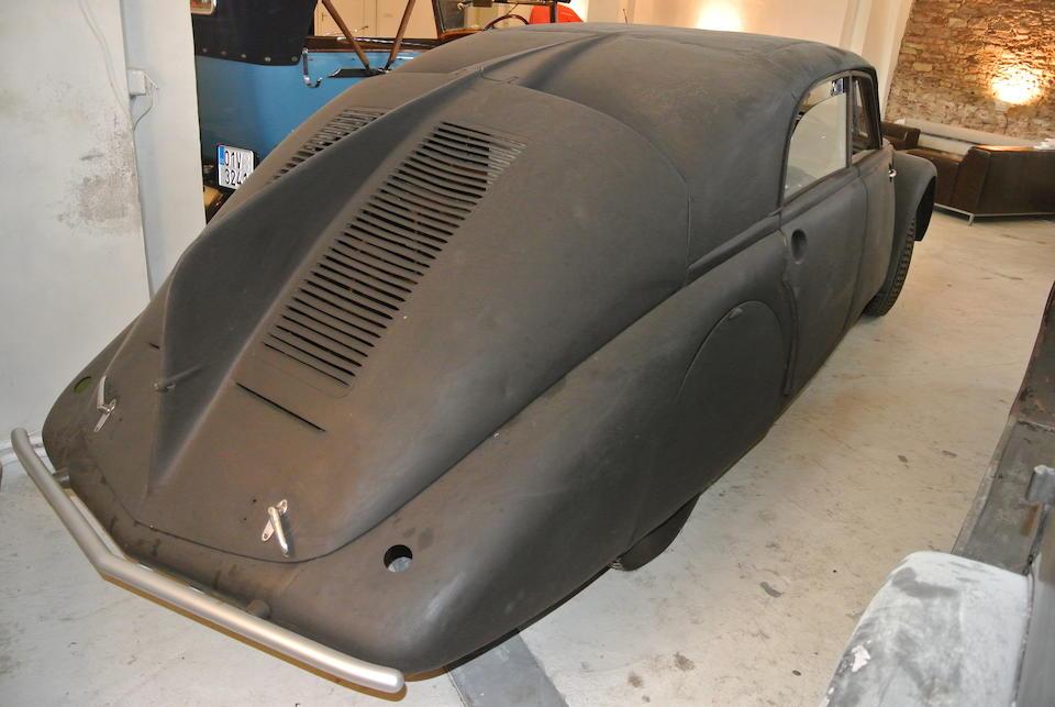 1936 Tatra T77A berline  Chassis no. 23038 Engine no. 201538