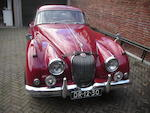 1957 Jaguar XK150 3.4-Litre Coupé  Chassis no. S834942DN Engine no. V2368-8