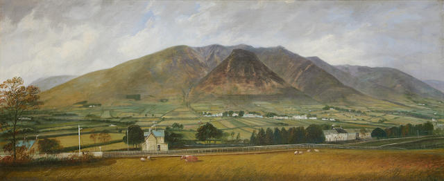 20th Century School Cumbrian Landscape