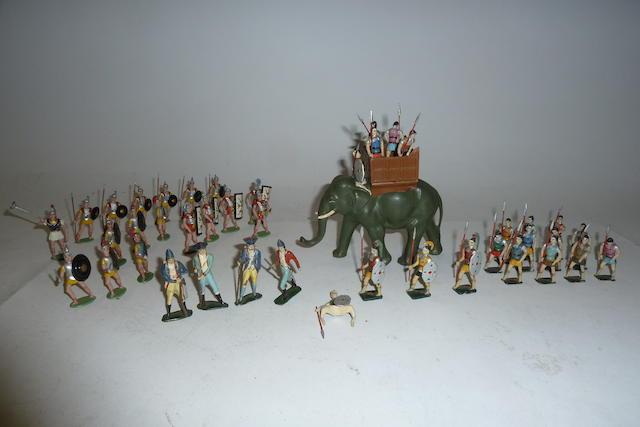 Minikin Carthaginian War Elephant 43