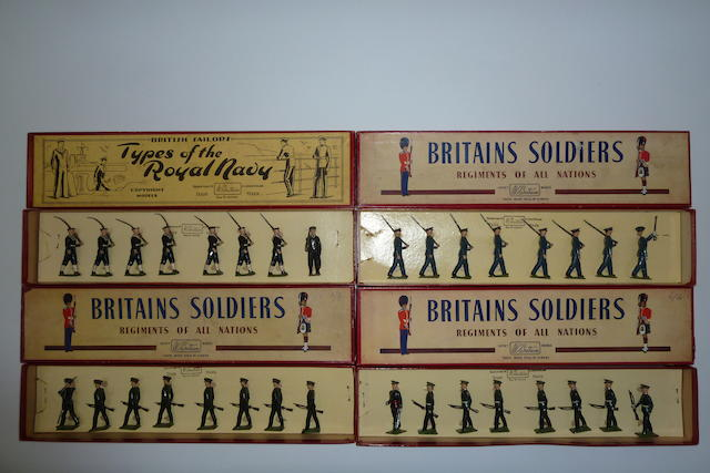 Britains British Army, Navy and Air Force 65