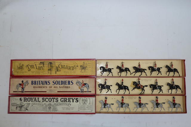Britains Household Cavalry and Dragoons 15