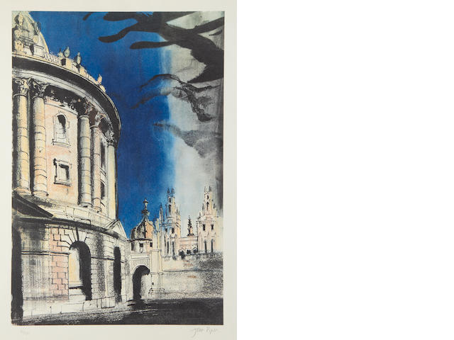 John Piper, Radcliffe Camera