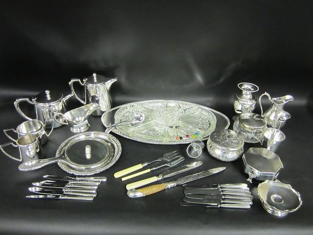 A Dutch silver circular box London import 1898
