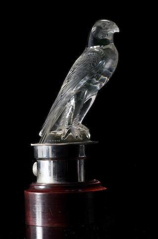 René Lalique (1860-1945) 'Faucon'