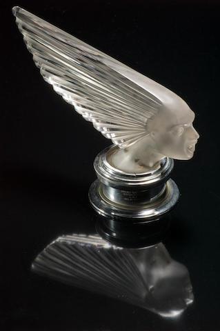 René Lalique (1860-1945) 'Victoire', modèle créé en 1928